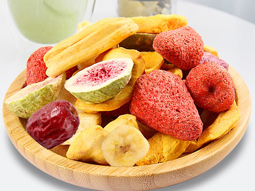 DT019 幾好味小食系列 - 純天然冷凍乾燥雜錦水果乾(80g)