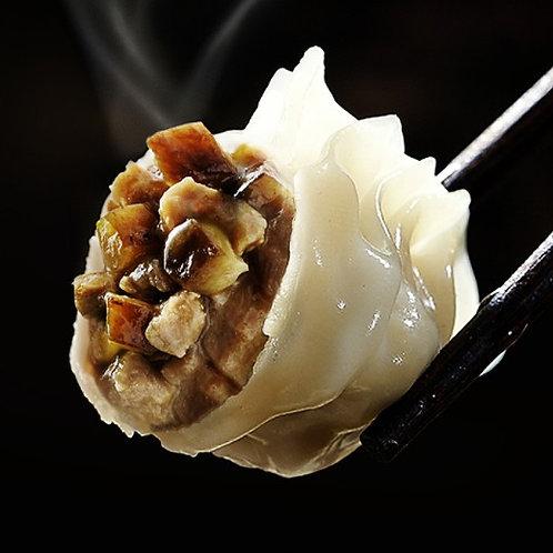 SYC04 一口香菜水餃系列-香菇雞肉餃(10粒)(菜味香濃)