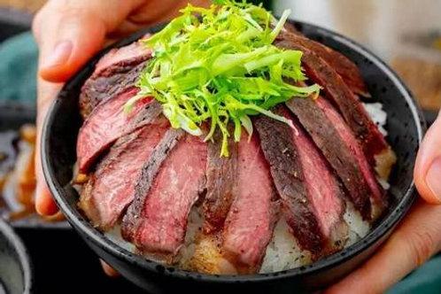 WSB63 越南香茅薄牛扒 - 1磅(已醃未煮)
