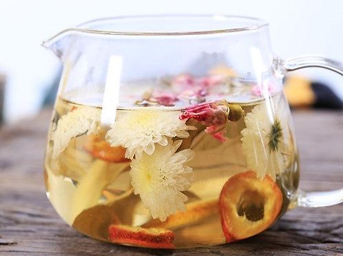 TEA004 (清腸排毒)檸檬菊花山楂決明子茶 (5包裝)