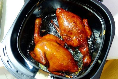WSB69 南乳吊燒脆皮乳鴿(氣炸歡迎)(已醃未煮)(1隻)