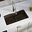 Thumbnail: Double Bowl (Brown) Undermount Sink