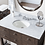Thumbnail: Small (Bisque) Porcelain Vanity Sink