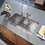 Thumbnail: Stainless Steel Handcrafted Undermount Sink -Single Large