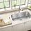 Thumbnail: Stainless Steel Undermount Sink-Large Single