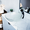 Thumbnail: Frosted Glass Vessel Sink