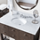 Thumbnail: Small (White) Porcelain Vanity Sink