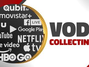 La recaudación de los Derechos de Autores Audiovisuales en plataformas VOD se incrementa
