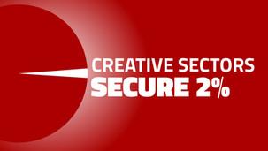 Sectores Creativos de Europa presionan para asegurarse el 2% del paquete de recuperación de la UE