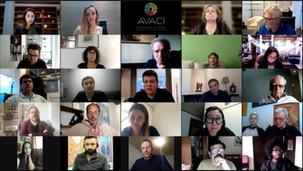 Primera reunión internacional de Guionistas y Directores Audiovisuales