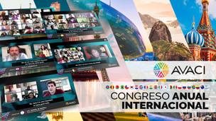 Se realizó el Congreso Internacional 2021 AVACI - Autores Audovisuales Confederación Internacional