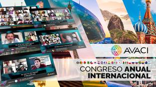 SE REALIZÓ EL CONGRESO INTERNACIONAL 2021 AVACI - AUTORES AUDIOVISUALES CONFEDERACIÓN INTERNACIONAL