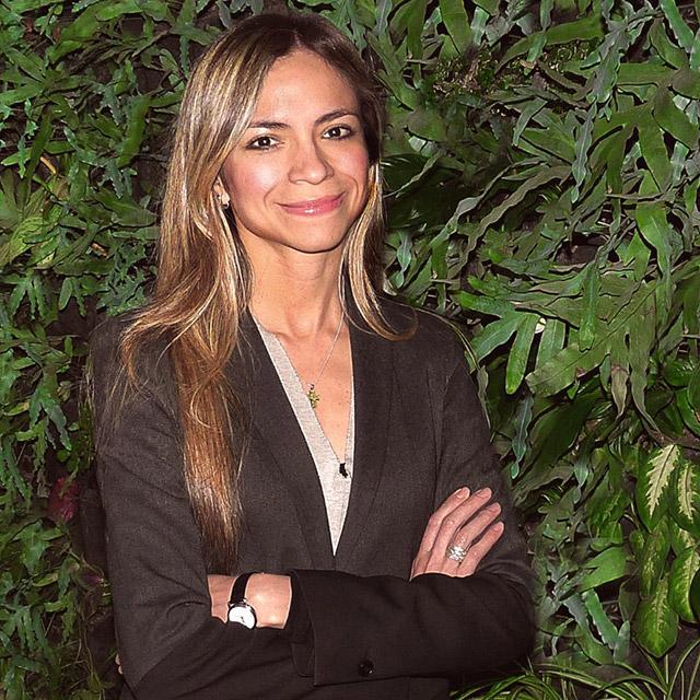 Dra. Carolina Romero – Directora de la Dirección Nacional del Derecho de Autor de Colombia DNDA