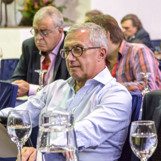 Dr. Eduardo de Freitas, Director General de AGADU y Presidente de la Comisión Jurídica del Comité Latinoamericano de CISAC.