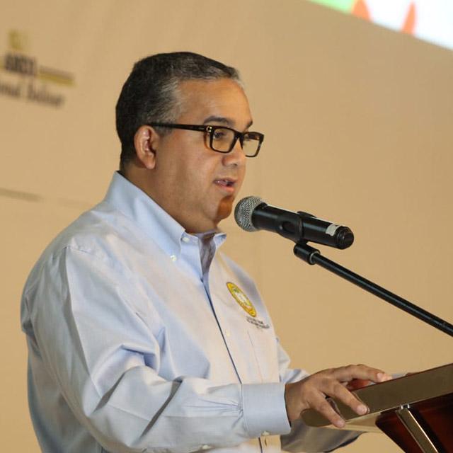 Sr. Pedrito Pereira Caballero – Alcalde de Cartagena de Indias