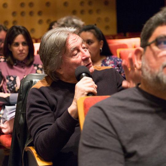 Alexis Buenseñor, Presidente de AGADU.