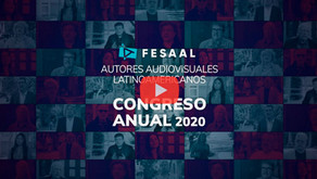 FESAAL Annual Congress 2020 Latin American Audiovisual Authors