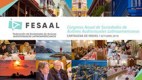 New Annual Congress of Societies of Latin American Audiovisual Authors FESAAL