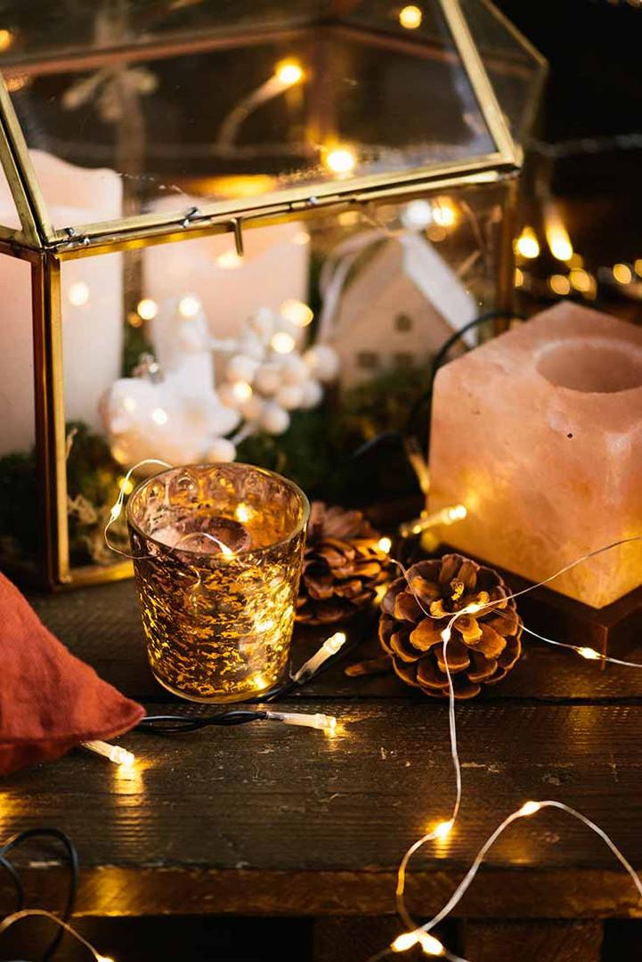 Новогодние локации в Темном зале - это две уникальные локации, которые окунут Вас в атмосферу праздника