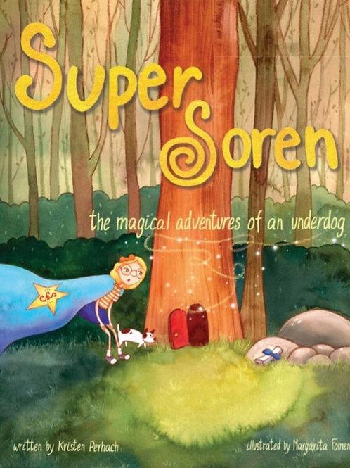 Super Soren (Kristen Perhach)