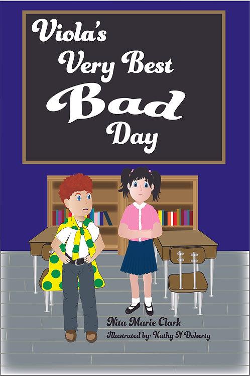 Viola's very best bad day (Nita Marie Clark)