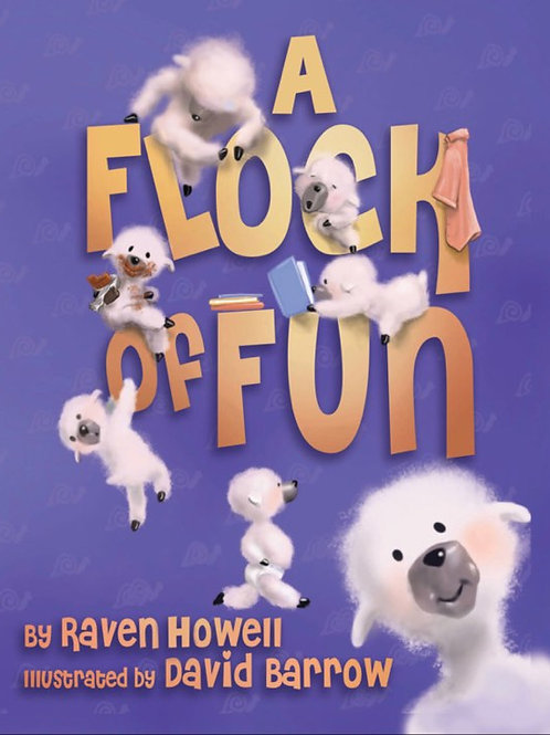A flock of fun (Raven Howell)