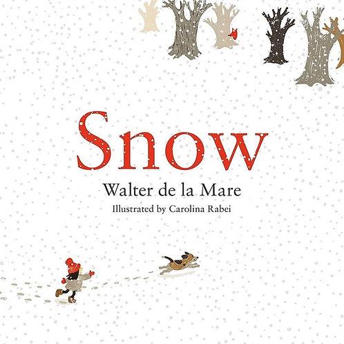 Snow (Walter de le Mare)