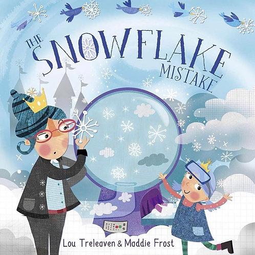 The snowflake mistake (Lou Treleaven)