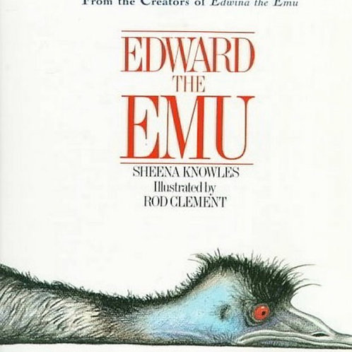 Edward the Emu (Sheena Knowles)