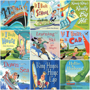 6 authors your kids will love