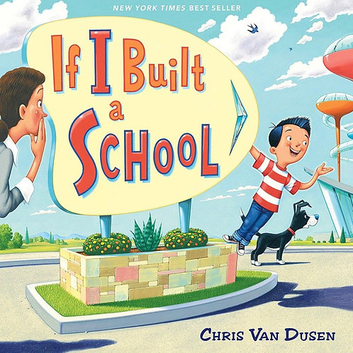 If I built a school (Chris Van Dusen)