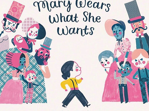 Mary wears what she wants (Keith Negley)