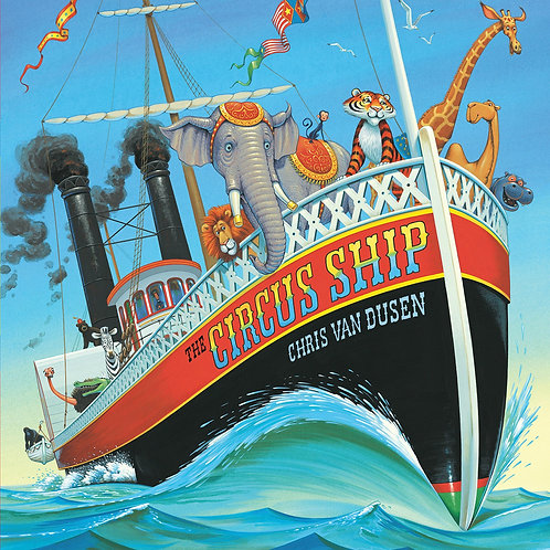 The circus ship (Chris Van Dusen)