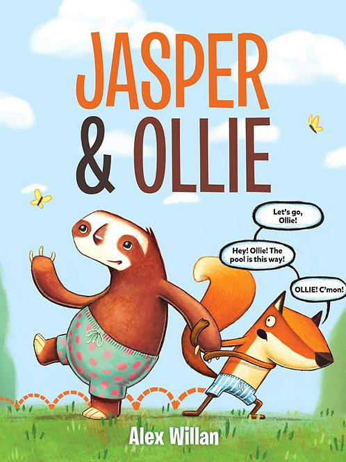 Jasper and Ollie (Alex Willan)