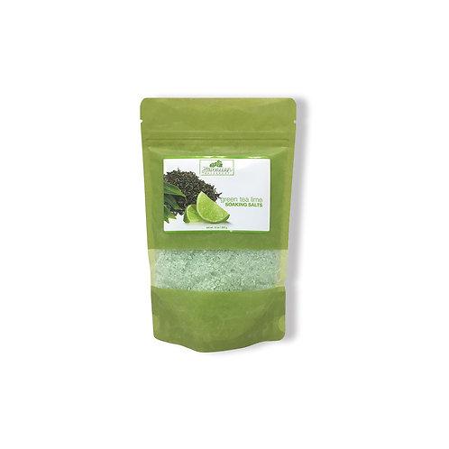 グリーンティーライム・バスソルト Bath Salt Green Tea Lime 355g