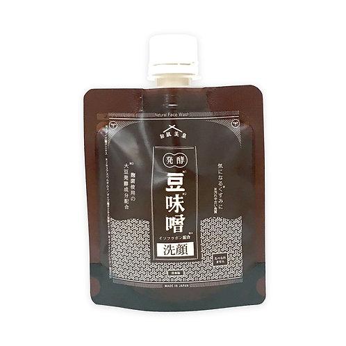 和肌美泉 発酵・豆味噌イソフラボン洗顔 100g