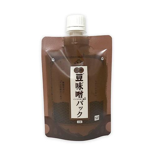 和肌美泉 発酵・豆味噌イソフラボンパック 150g