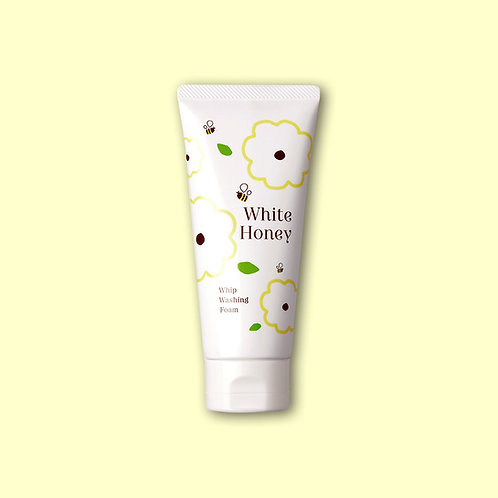 White Honey Whip Washing Foam 100g