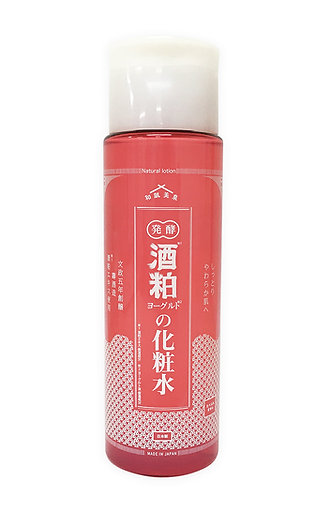 WAHADABISEN Gokujo Fermented Sake Yogurt Lotion 180ml