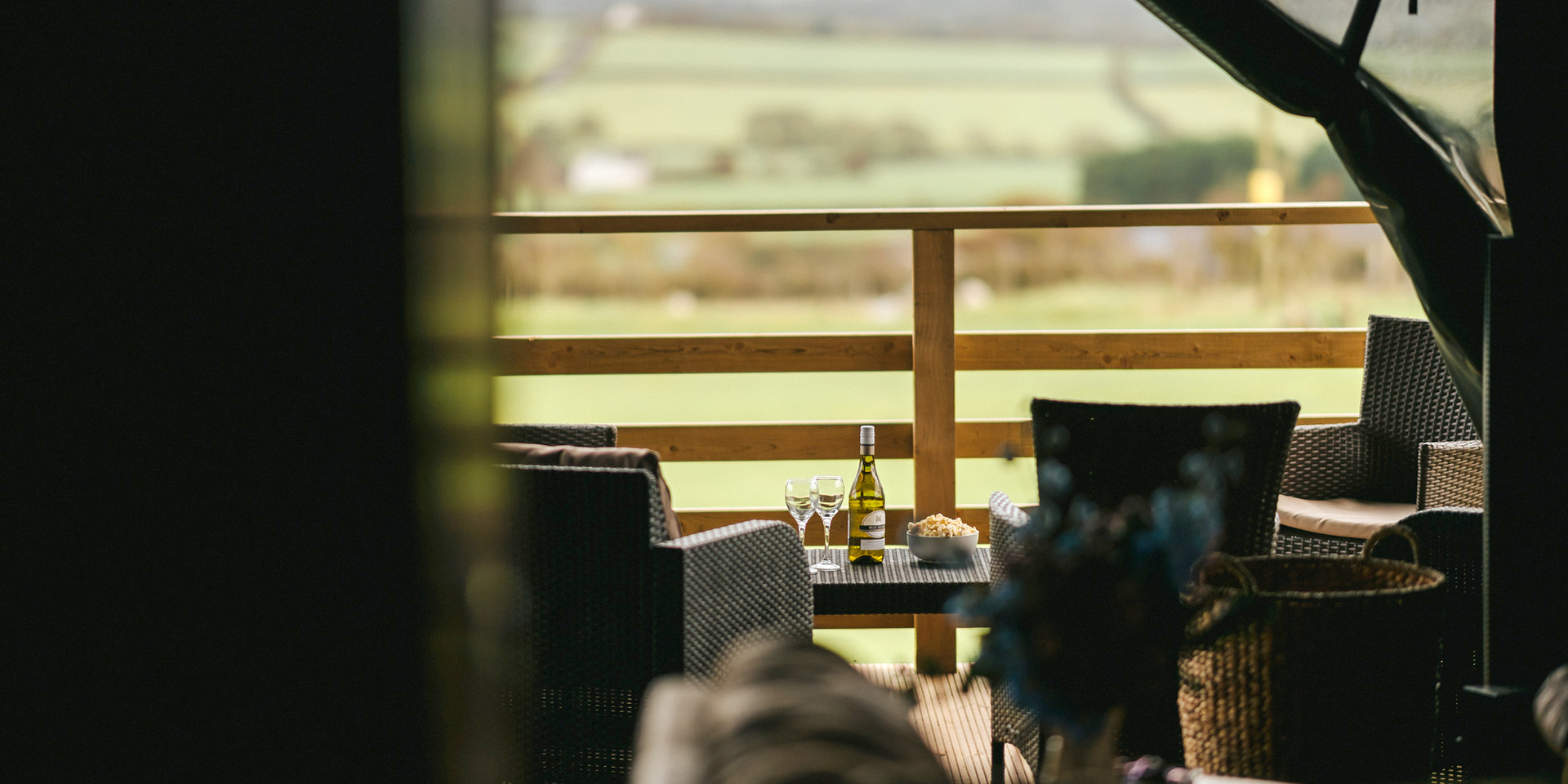 glamping holidays for hen and stag parti