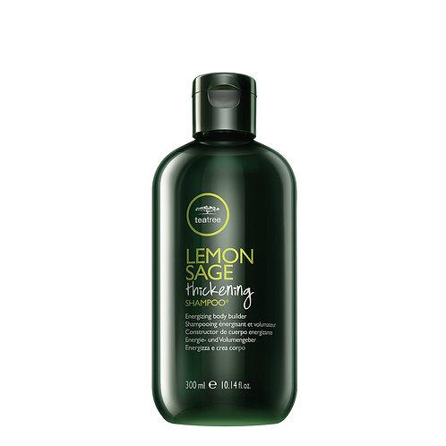 Tea Tree Lemon Sage Thickening Shampoo 300ml
