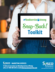Sysco Marketing Services Snap-Back Toolkit