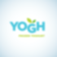 Yogh Frozen Yogurt Logo