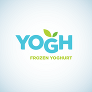 Yogh Frozen Yogurt Logo