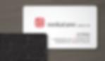 Shikatani Design Studio Business Card Design