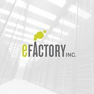 eFactory Inc. Logo