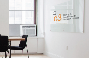 C3 Communications Office Signage Concept