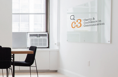 C3 Communications Office Signage Concept