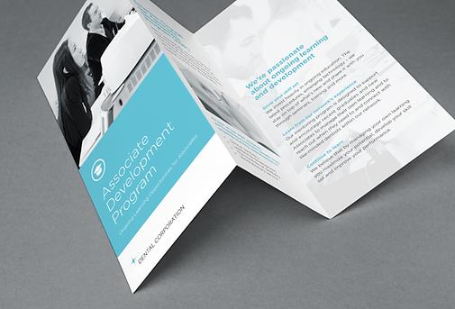 Dental Corp Associate Development Program Brochure