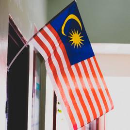 National Flag of Malaysia - UM